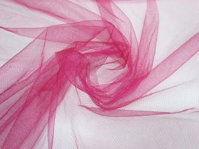 Metallic Net- Hot Pink