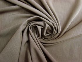 Stretch Suiting- Acorn Brown #4933