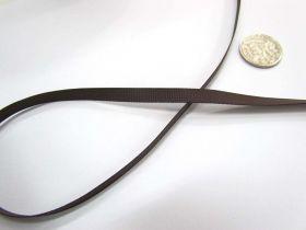 Grosgrain Ribbon 6mm- Brown
