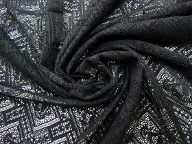 Bohemian Elegance Stretch Lace #4941