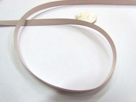 Grosgrain Ribbon 6mm- Stone