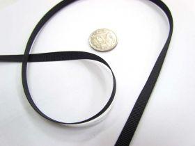Grosgrain Ribbon 6mm- Black