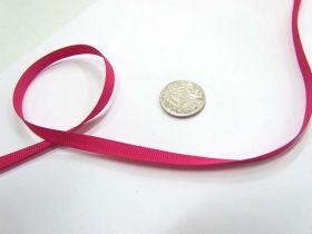 Grosgrain Ribbon 6mm- Azalea
