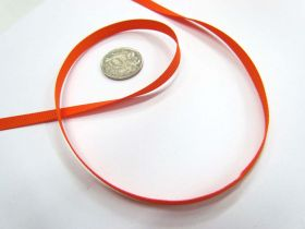 Grosgrain Ribbon 6mm- Orange