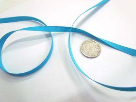 Grosgrain Ribbon 6mm- Turquoise
