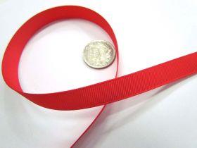 Grosgrain Ribbon 13mm- Red