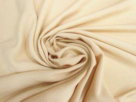 Viscose Silk Blend Drapey Woven- Milky Tea #4951