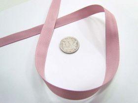 Grosgrain Ribbon 13mm- Cameo Pink