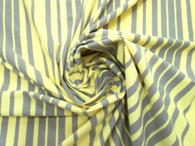 *Seconds* Beach Stripe Spandex  #4954- Reduced from $16.95m