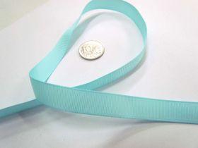 Grosgrain Ribbon 13mm- Seafoam