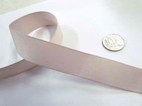 Grosgrain Ribbon 22mm- Stone