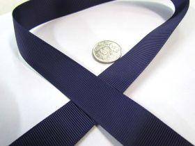 Grosgrain Ribbon 22mm- Grappa