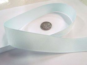 Grosgrain Ribbon 22mm- Light Blue