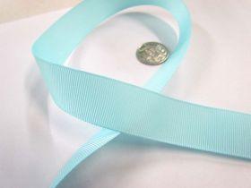 Grosgrain Ribbon 22mm- Seafoam