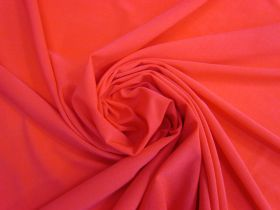 Nylon Spandex Lining- Rich Red #4966