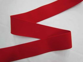 Superior Stretch Belt Elastic- Red
