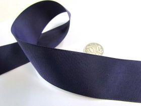 Grosgrain Ribbon 38mm- Grappa
