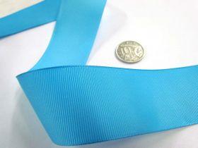 Grosgrain Ribbon 38mm- Turquoise