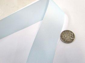 Grosgrain Ribbon 38mm- Light Blue