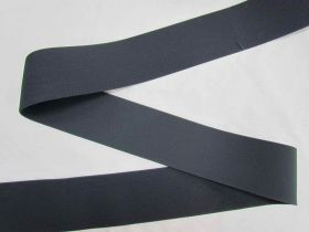 Superior Stretch Belt Elastic- Charcoal