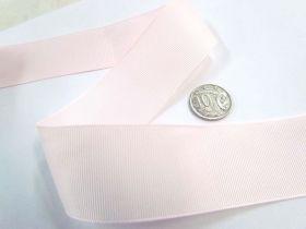 Grosgrain Ribbon 38mm- Powder Pink