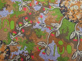 Bush Sweet potato Cotton- Green