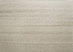 25mm Adeline Cotton Lace Trim- Natural #315