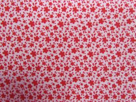 Enchanted Forest Cotton- Pink Floral #640162