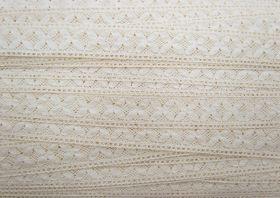 23mm Savannah Cotton Lace Trim #321