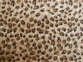 Wild Spot Cotton- Brown #PW1237