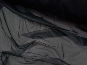 Ultra Sheer Knit Iron On Interfacing- Black A