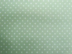 2mm Spot Cotton- Willow Green #PW1220