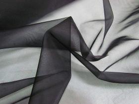 Silk Organza- Black #4986