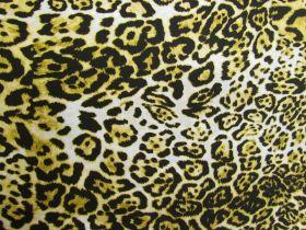 Animalistic Cotton- Yellow #PW1283