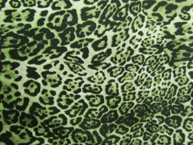 Animalistic Cotton- Green #PW1281