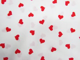 Sweet Heart Cotton- White #PW1250