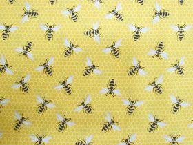 Queen Bee Cotton- Yellow DV3110