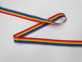 Rainbow Ribbon- 25mm