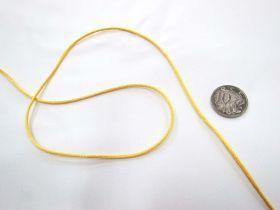 Rat Tail Ribbon- Marigold
