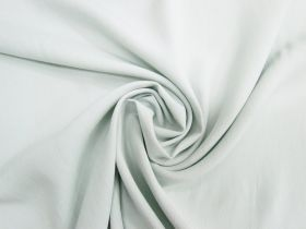 Textured Viscose Satin Back Crepe- Silver Moon #3106