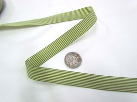 Candy 15mm- Olive / White