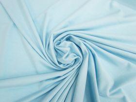 Cotton Blend Spandex- Tranquil Blue #5008