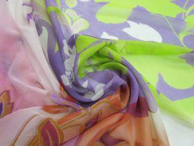 150cm Daydreamy Silk Georgette Panel #5029