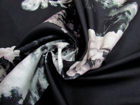 79cm Smoke Blooms Polyester Panel #5030