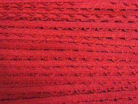 12mm Decorative Loop Trim- Red #487