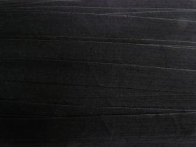 20mm Budget Cotton Tape- Black #505