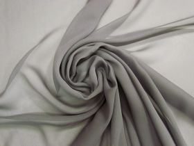 Georgette- Elephant Grey #5036
