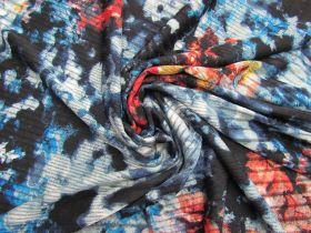 Water Blooms Textured Jersey #5050