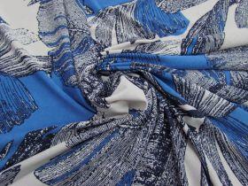 Blue Palms Textured Jersey #5060
