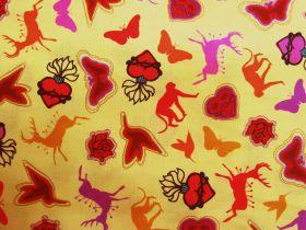 Frida Kahlo- 19613-5 Yellow